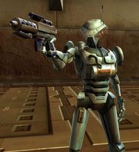 XR-32 Hunter Droid