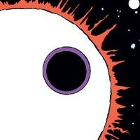 Red Nebula planet