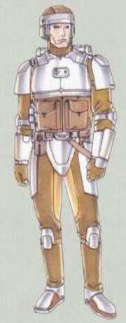 Star Wars RPG Combat Jumpsuit