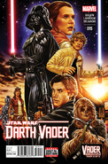 Star Wars Darth Vader 15 cover