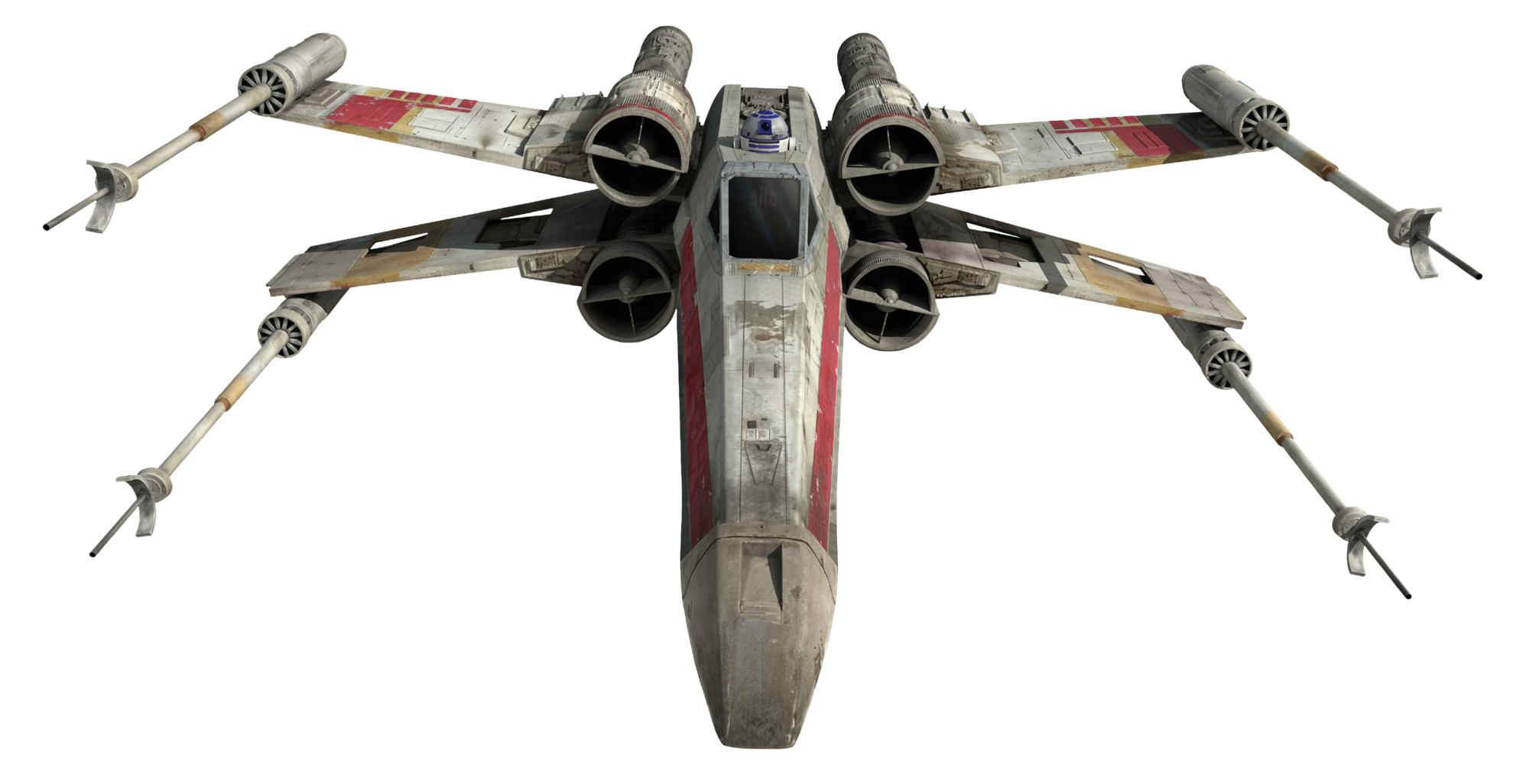 Y Wing Png Image - X-wing 2 Fathe...