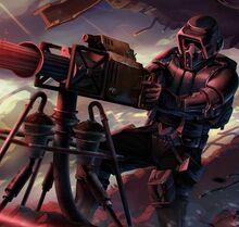 Storm Commando Gunner-TotC