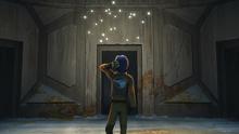 Ezra guided by Yoda
