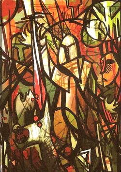 Mandalorian cubism