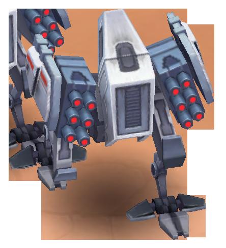 All terrain missile platform wookieepedia wikia - Lego star wars tb tt ...