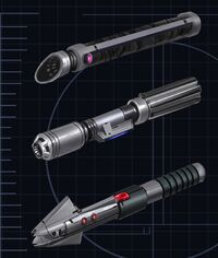 Sith Lightsabers