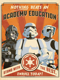 Nothing Beats an Academy Education