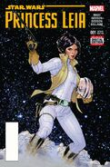 Star Wars Princess Leia Vol 1 1 2nd Printing Variant
