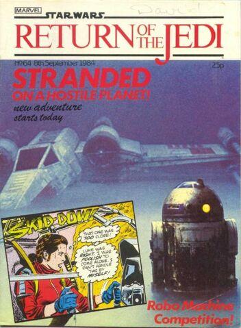 File:Return of the Jedi Weekly 64.jpg