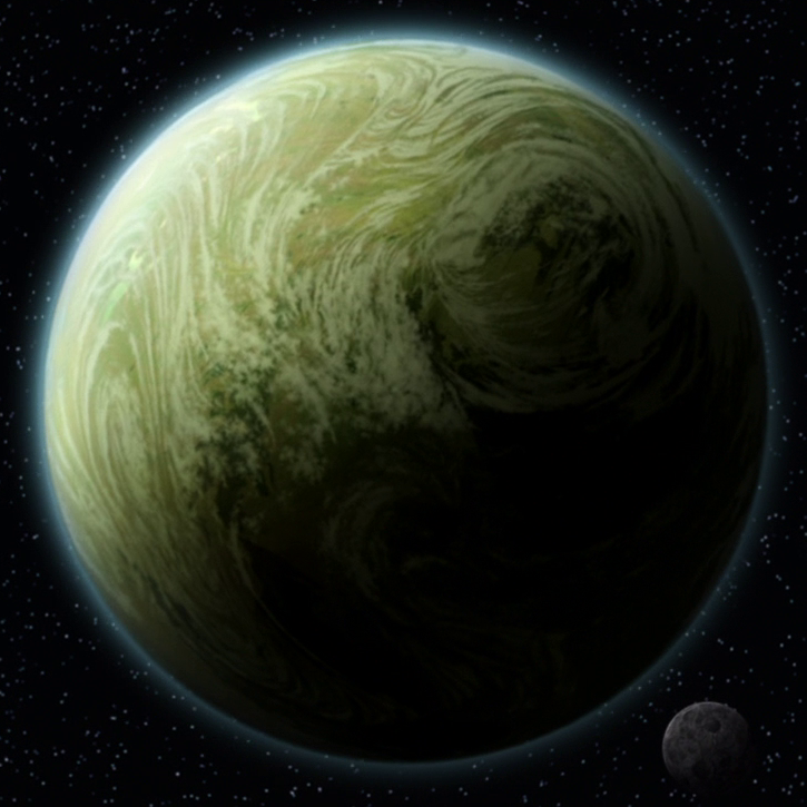 Planets in science fiction