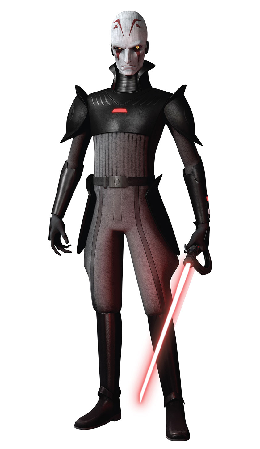 The Grand Inquisitor | Star Wars Rebels Wiki | Fandom powered by Wikia