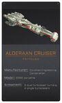 AlderaanCruiserInfo