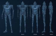 IG-RM Thug Droid Concept Art