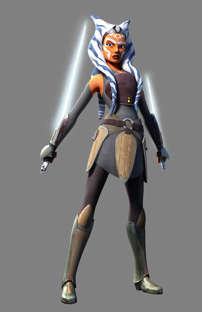 Your opnion of Ahsoka Tano | SpaceBattles Forums