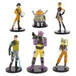 Star Wars Rebels Figure Collection