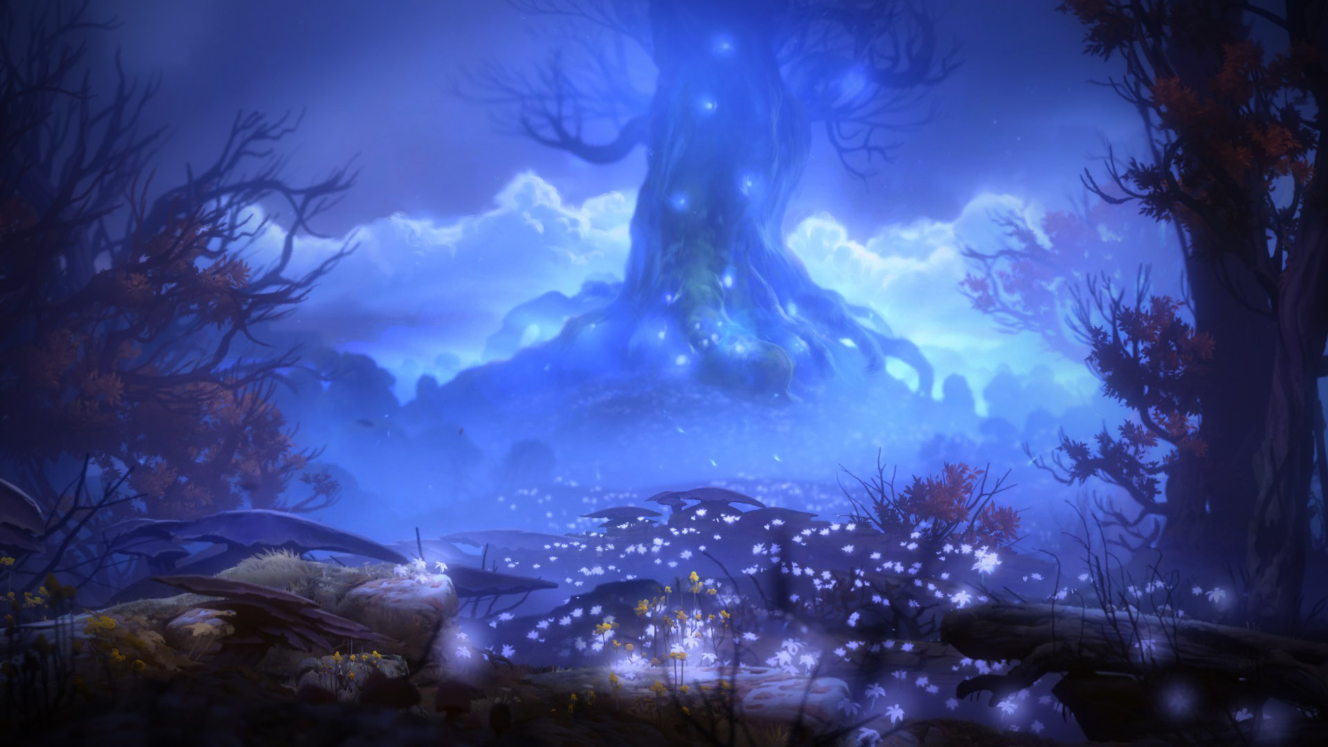 Ori And The Blind Forest Spirit Tree Steam Trading