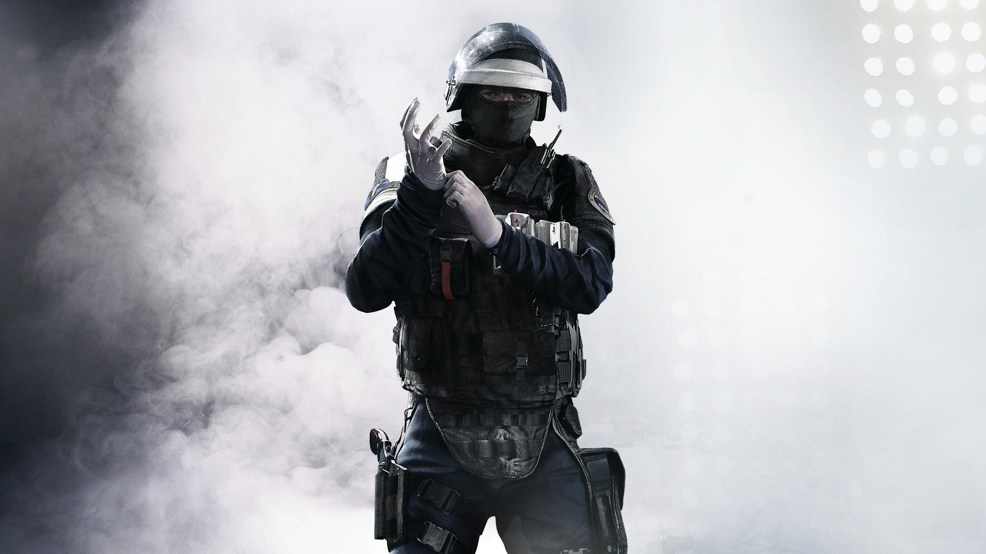 Rainbow Six Siege Hintergrund