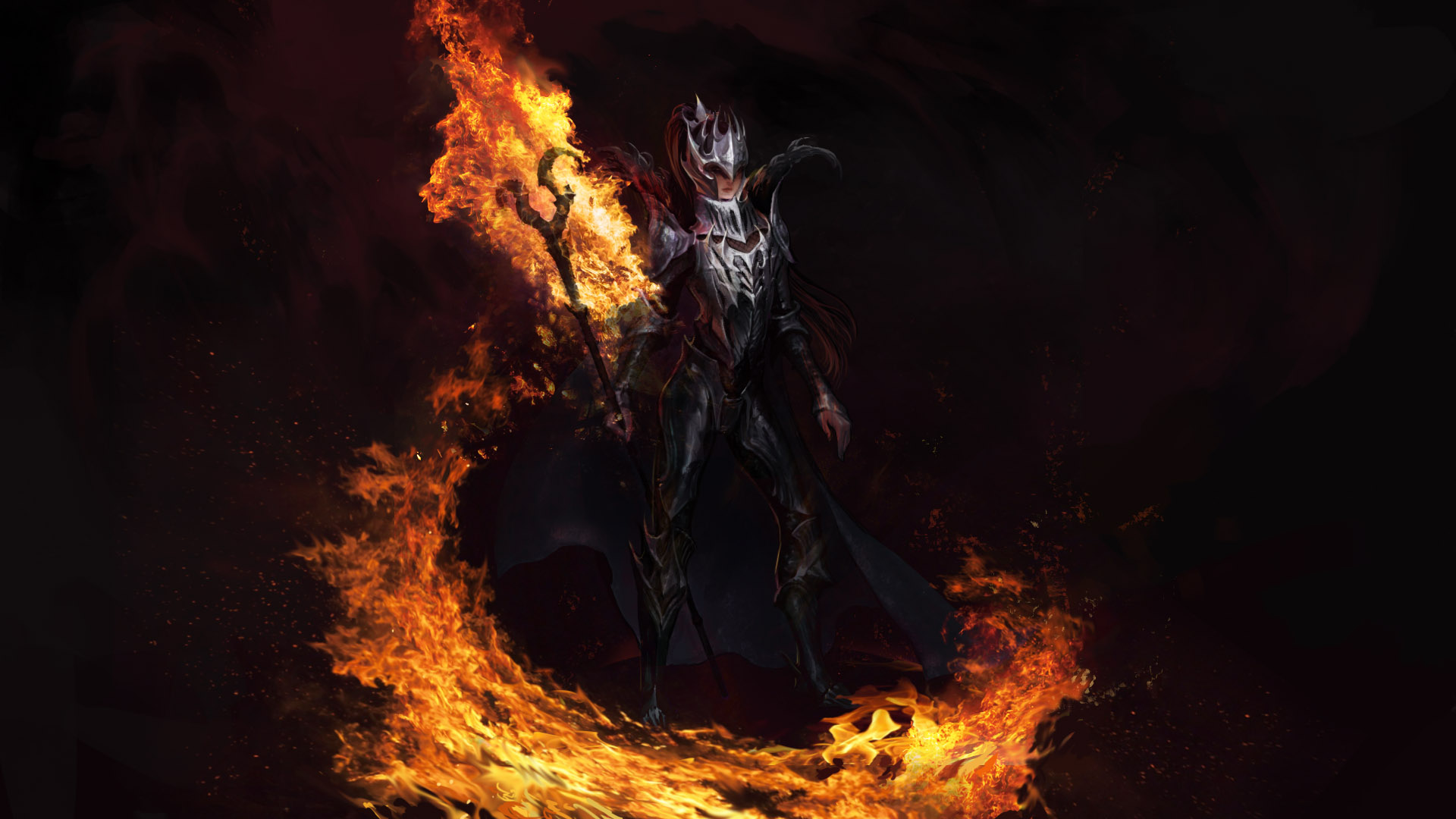 Path Of Exile Wallpaper: Path Of Exile - Doedre Darktongue