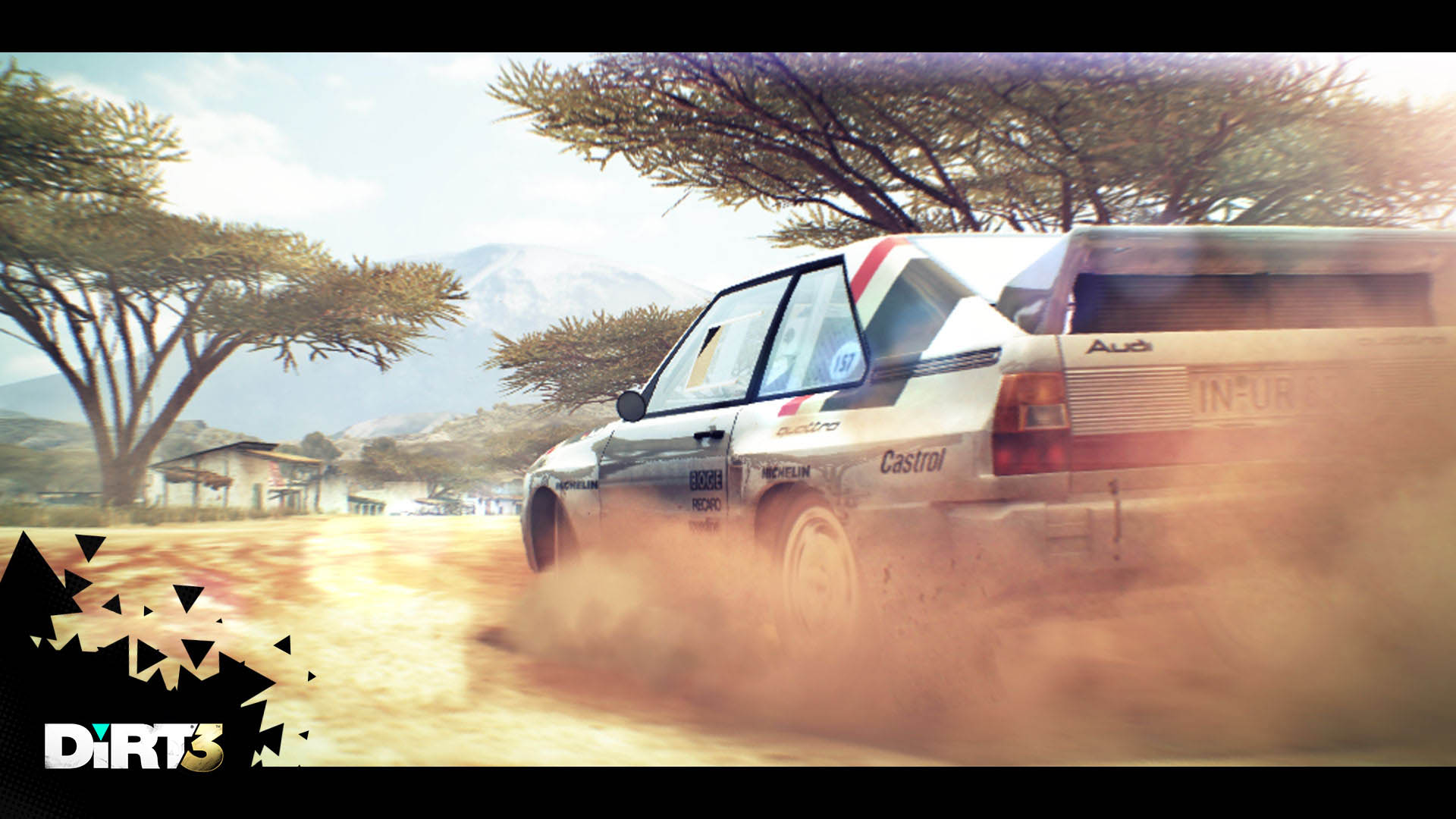 Image - DiRT 3 Complete Edition Artwork 6.jpg Steam Trading Cards Wiki Fandom powered by Wikia