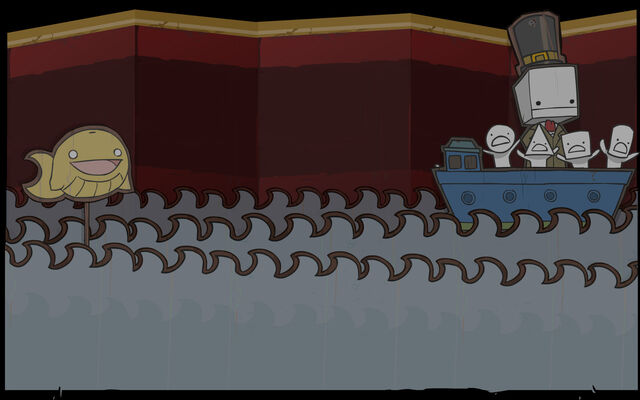 Image - BattleBlock Theater Background Boats, Puppets, and ...