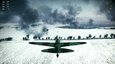 Wings of Prey - It's Winter achievement