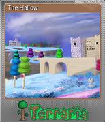 Terraria Card The Hallow Foil