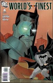 Worlds Finest 4B Cover