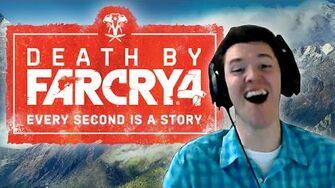 StephenPlays Death By Far Cry 4