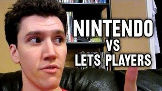Nintendo VS Lets Players (Day 1269 - 5 16 13)