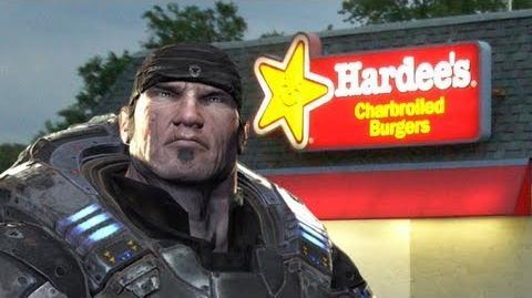 Meet at the Hardee's!