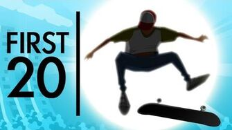 OlliOlli2 Welcome to Olliwood - First20