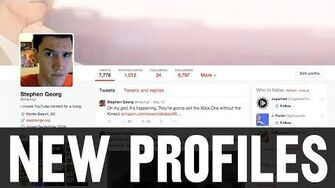 New Twitter Profiles (Day 1611 - 4 23 14)