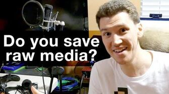 Do You Save Raw Media? • 8.24