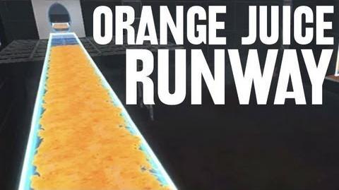 Orange Juice Runway