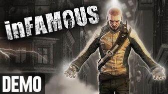 InFAMOUS - Demo Fridays