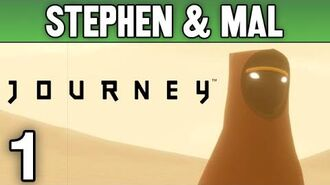 """Journey 1 - """"Games as Art"""""""