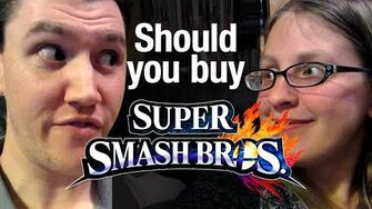 Should You Buy Smash Brothers for the 3DS? (Day 1778 - 10 7 14)