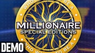Who Wants to Be a Millionaire? - Demo Fridays
