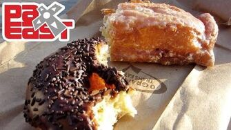 Donuts in the Sun (Day 1601 - 4 13 14)