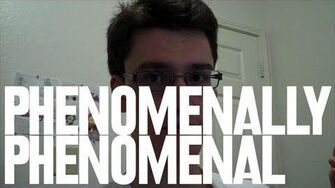 Phenomenally Phenomenal (Day 427 - 1 25 11)