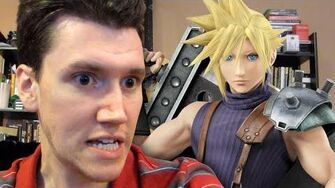 Cloud Was Added to Smash Bros (Day 2179 - 11 12 15)