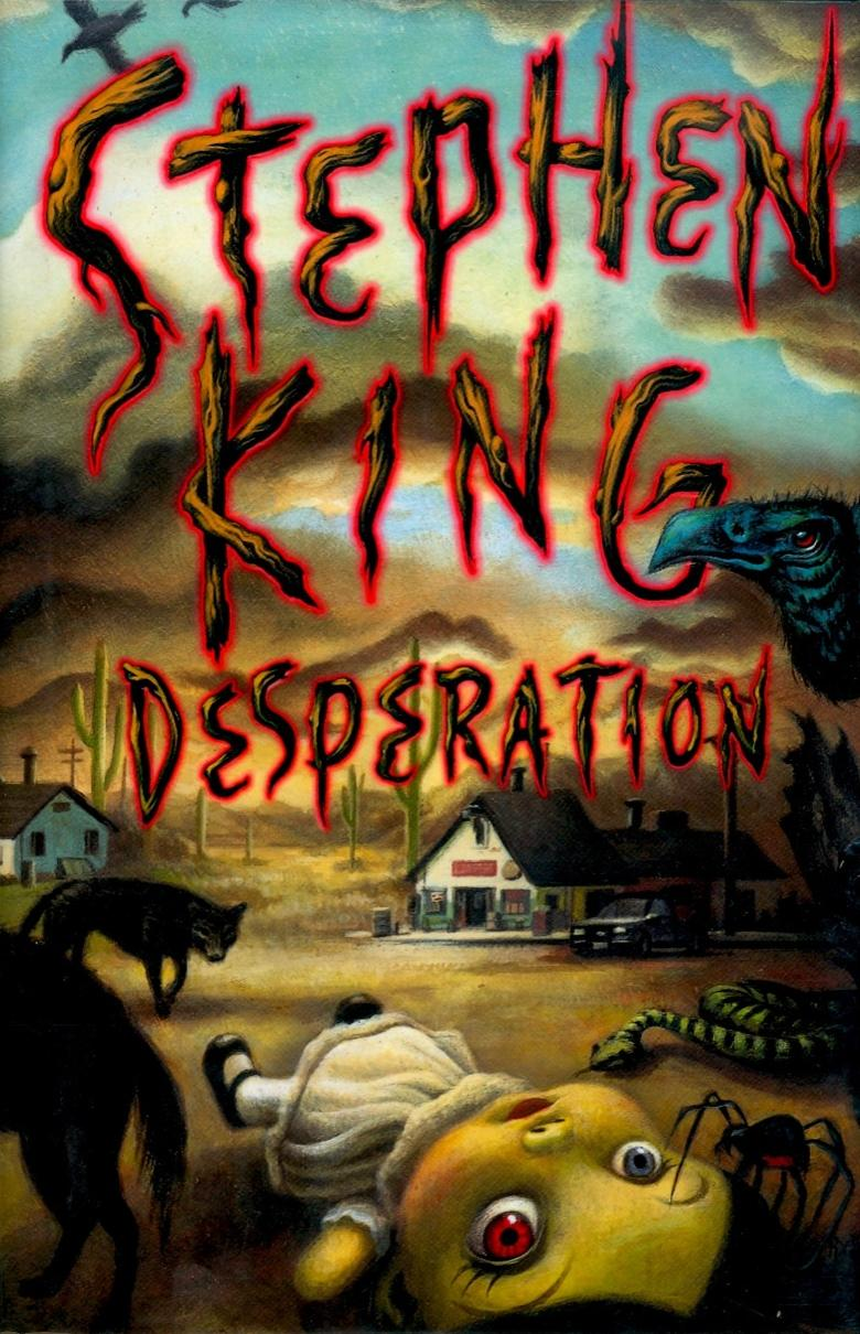 desperation by stephen king Find out where to watch, buy, and rent stephen king's desperation online on moviefone.