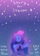 Story For Steven Promo by Jeff Liu