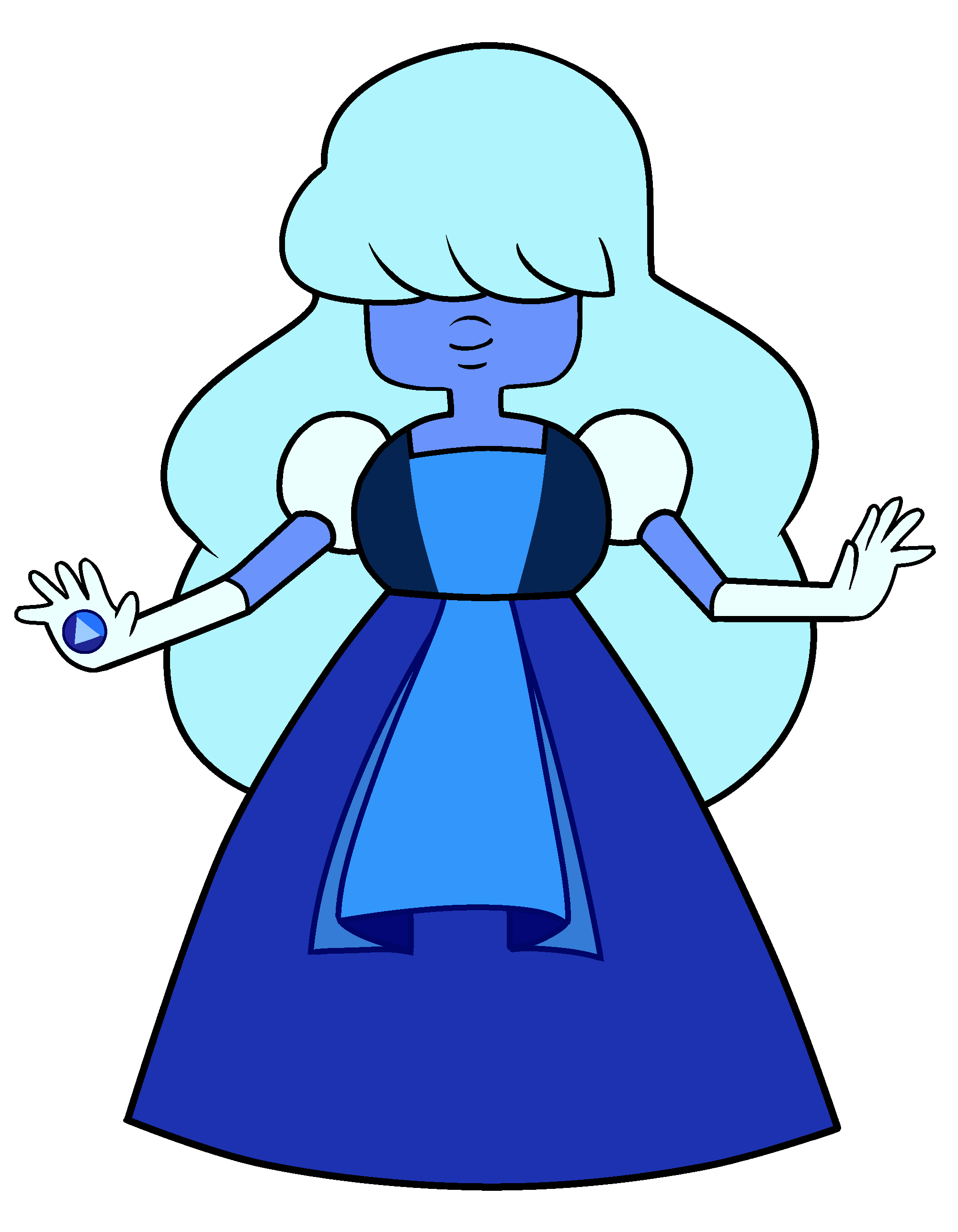 Image result for steven universe sapphire