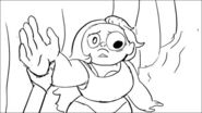 An Indirect Kiss Amethyst Arm Grab Storyboard