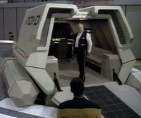 Shuttlecraft goddard