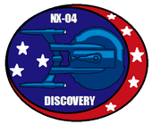 NX-04 Discovery Mission Patch