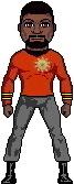 Commander J. McDowell - Starbase 134