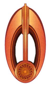 Bajoran insignia