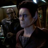 Dukat and weyoun